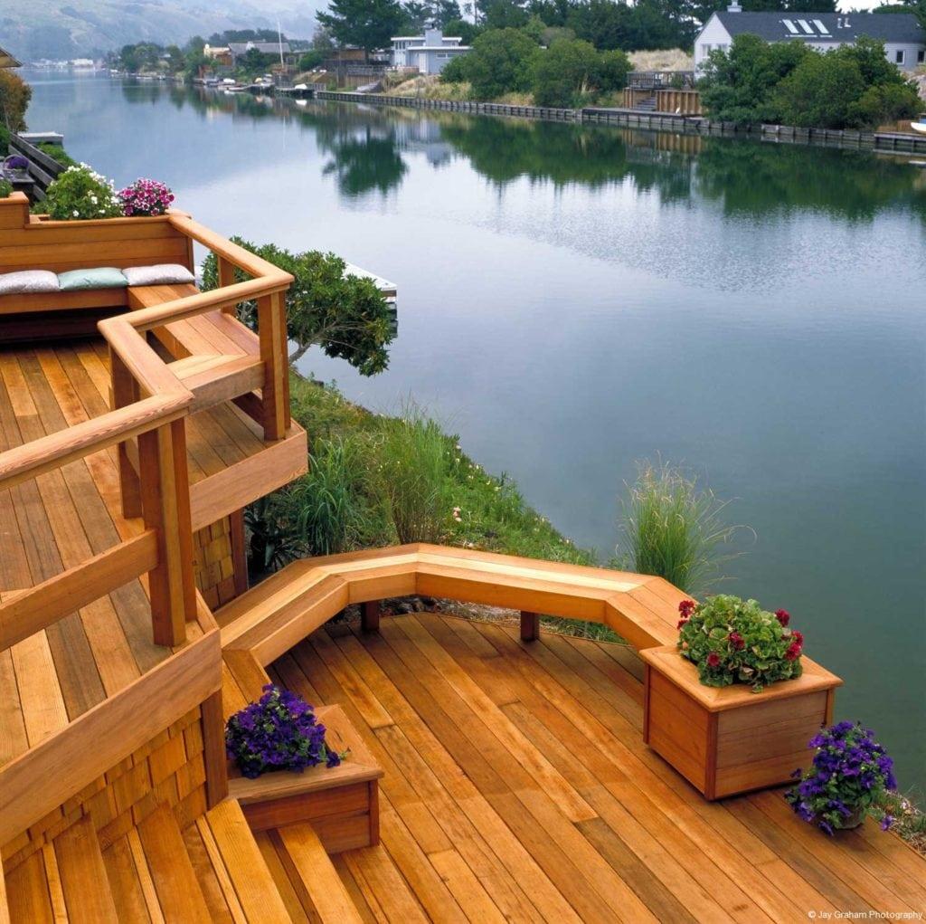 Decks Amp Porches Gary Marsh Design