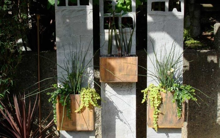 Garden panels / Mill Valley