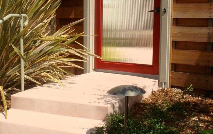 Garden entry gate / San Rafael