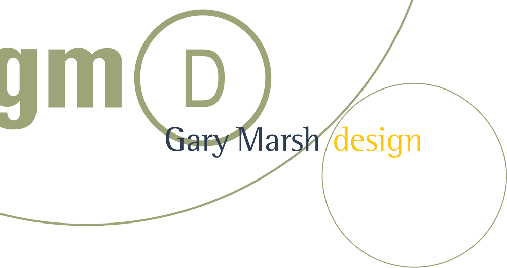 Gary Marsh Design Logo